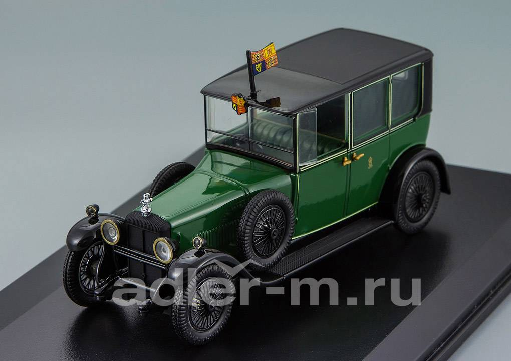 OXFORD 1:43 Daimler Queen Mary RD002