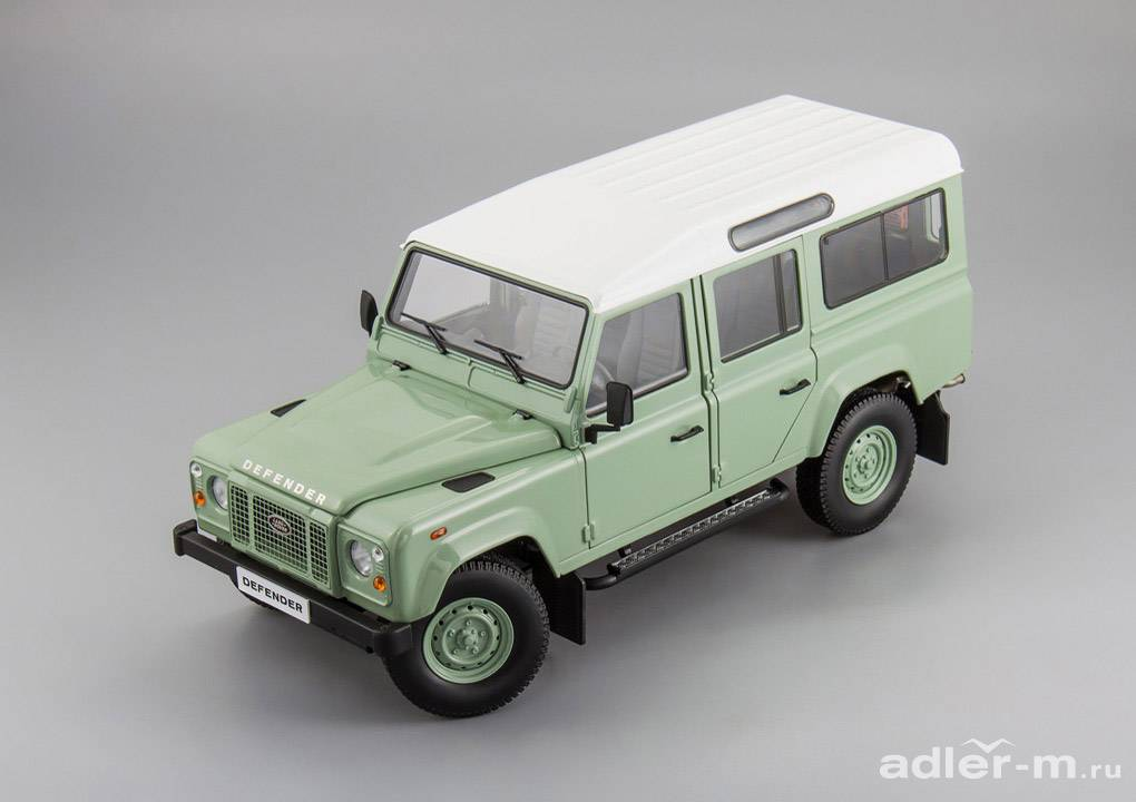 CENTURY DRAGON (DORLOP) 1:18 Land Rover Defender 110 (green) DLLR-1000H